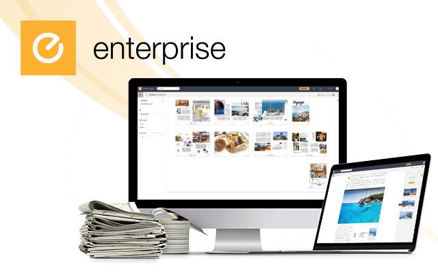 enterprise クロスメディア編集支援